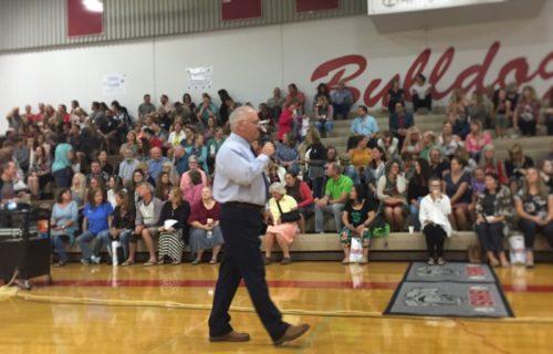superintendent tom albertson